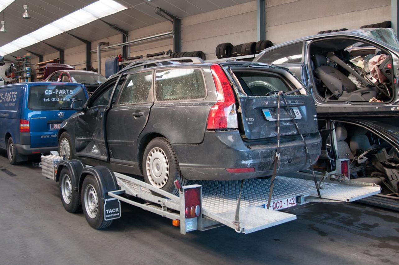 Volvo verkopen   CS-Parts - Volvo onderdelen